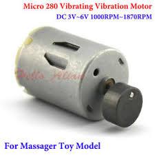 dc 3v 6v strong vibration micro round