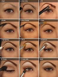 how to do natural makeup step by step