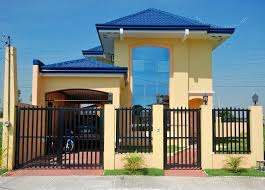 Affordable Simple Beautiful Filipino Home L Regular House Designs Philippines House Gate Design House Fence Design Simple House Design