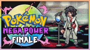 Pokemon Mega Power (Rom Hack ) FINALE CHAMPION BATTLE! Gameplay Walkthrough  - YouTube