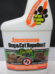 New Liquid Fence Dog Cat Repellant Training Aid Keeps Cats Out Of