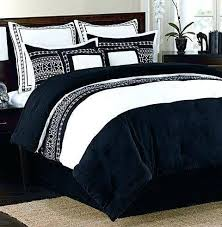 sheets black and white bedding red sets
