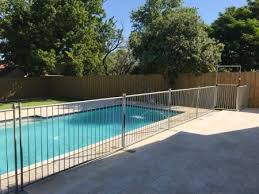 Temporary Pool Fence For Hire In Perth Pool Fencing Perth