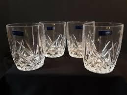 brookside double old fashioned glasses
