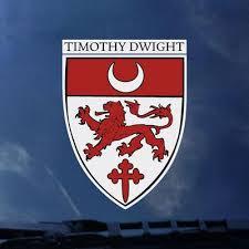 Yale Bulldogs Timothy Dwight Decal The Yale Bookstore