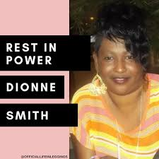 We mourn the loss of 45-year-old Dionne... - Life In Leggings ...