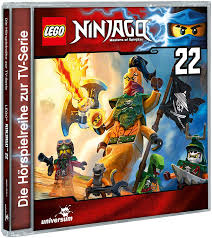 Lego Ninjago (Cd22) by Lego Ninjago-Masters of Spinjitzu: Amazon ...