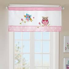 Mi Zone Kids Wise Wendy Straight Window Valance In Pink Bed Bath Beyond