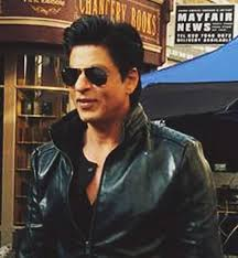 shahrukh khan action avatar on sets