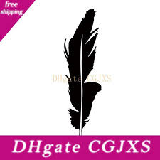 2020 New Style For Feather Vinyl Decal Car Styling Car Window Jdm Bumper Native Indian Symbol Decorative Art Sticker From Xmjdimskk 3 11 Dhgate Com