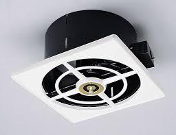 50s style nutone ceiling wall fan
