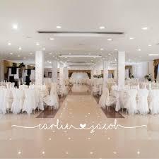 Wedding Floor Decal Vinyl Wedding Floor Decal Wedding Dance Etsy
