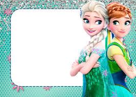 Frozen Fever Party Free Printable Invitations Invitaciones Para Imprimir Gratis Etiquetas De Frozen Invitaciones De Frozen