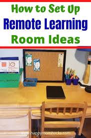 Cheap Homeschool Room Organization Remote Learning Ideas Happy Mom Hacks