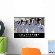 Leadership Inspirational Quote And Wall Decal Wallmonkeys Com