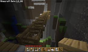 Rope Bridges Well Fence Bridges At Least Minecraft