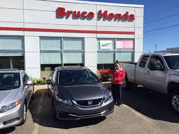 I love my New Car! | Bruce Honda