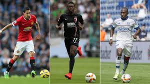 Sieben Transfergerüchte mit Ivan Perisic, Edin Dzeko und Mario Balotelli -  Transfermarkt 2015-2016 - Fußball - Eurosport
