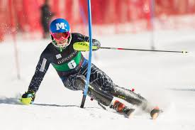Roberts and Kelley Bros. sweep ANC slalom podium - Skiracing.com