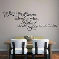 Buy Quotes And Sayings Wall Decals Online At Overstock Our Best Vinyl Wall Art Deals