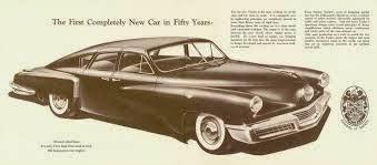 The Automobile and American Life: Preston Tucker, the Tucker '48, and the  Reconversion Economy