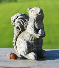 stone wildlife garden ornaments