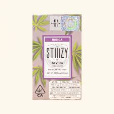 Buy SFV OG Premium THC Pod by STIIIZY at Stash Club
