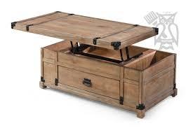acacia wood lift top coffee table