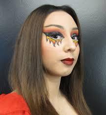 halloween devil makeup tutorial