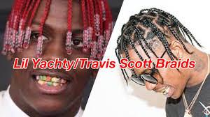 How To Lil Yachty / Travis Scott Braids ...