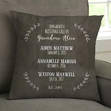 personalized gifts grandchildren