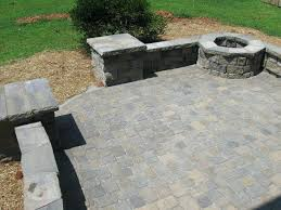 large concrete patio pavers size of