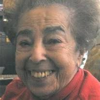 Hilda B. Cook Obituary - Visitation & Funeral Information