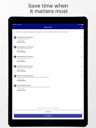 nrma insurance on the app