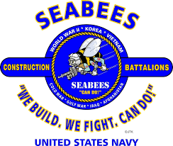 Us Navy Seabees Veterans Of America Once A Seabee Always A Seabee Decal Sticker