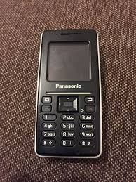 Panasonic SC3 - Black Unlocked ...