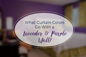 lavender purple wall