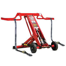 mojack 45501 hdl lawn mower lift red