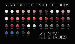 nail polish colors l