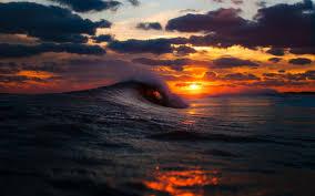 ocean sunset wallpapers top free