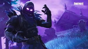 fortnite raven game live wallpaper