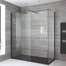 shower glass door modern manifestation