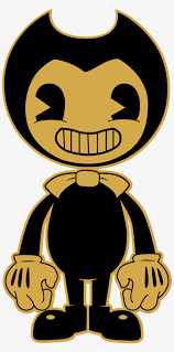 bendy and the ink machine svg