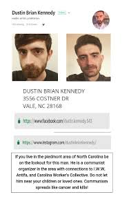 White Information Network (WIN): Meet Dustin Brian Kennedy