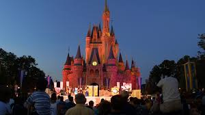 a fairy castle