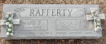 Nona Smith Rafferty (1911-1996) - Find A Grave Memorial