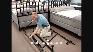 emble a bed frame