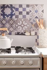 Geo Kitchen Tile Decal Urban Outfitters