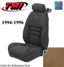 ford mustang tmi gt sport seat