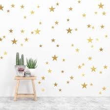 Colorful Stars Pentagram Wall Stickers For Kids Rooms Baby Room Nursery Home Decor Vinyl Wall Decals Diy Wallpaper Mural Art Aliexpress
